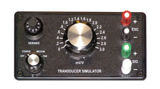 Transducer Simulators